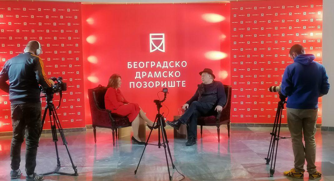 TV BDP – prva pozorišna televizija na Balkanu