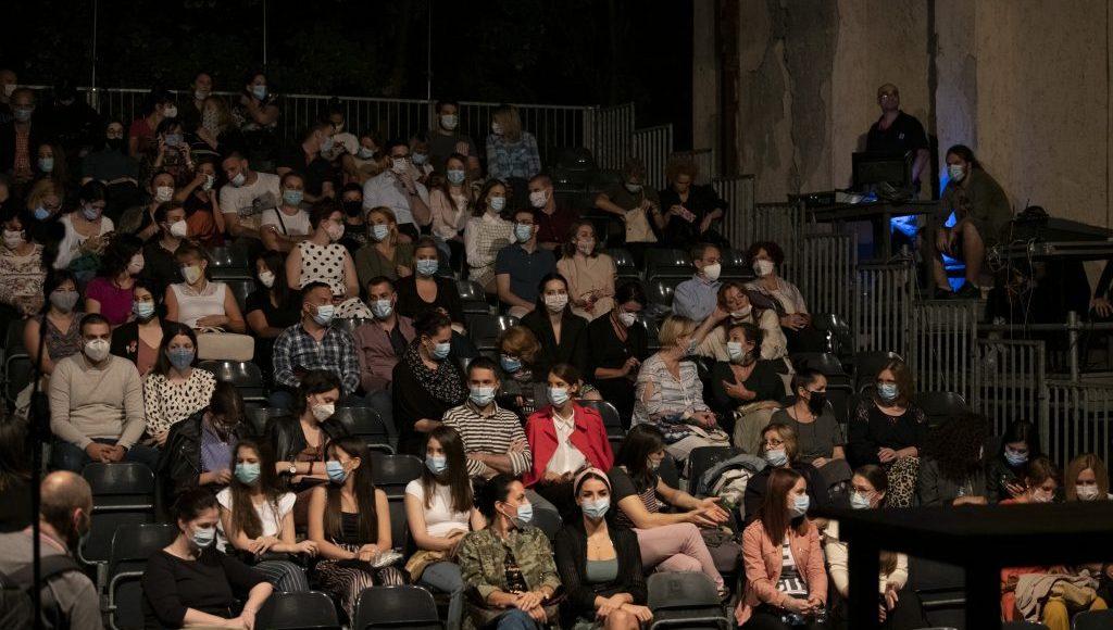"Oživela BDP Arena: Publika sa maskama i aplauz za ""Trpele"""